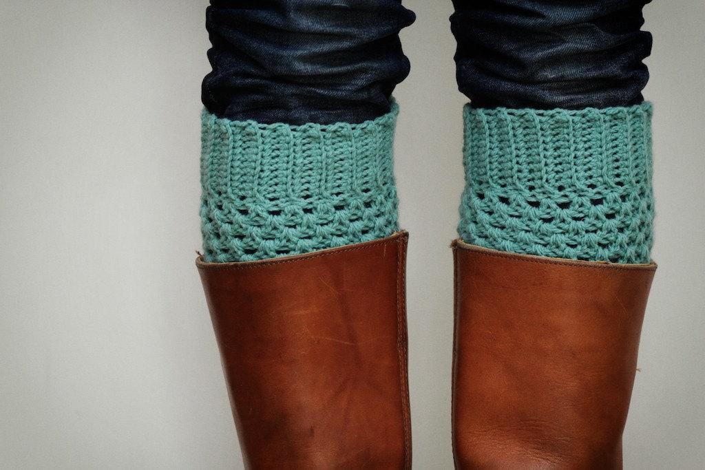 Гетры джинсы луки